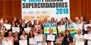 Ya se conocen a los distingidos con los Premios SUPERCUIDADORES 2018