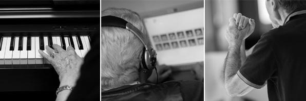 geriatricarea terapias no farmacológicas Alzheimer