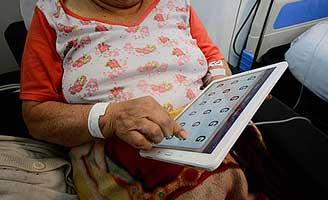 geriatricarea Brein app de estimulación