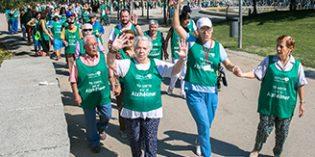¡Reto conseguido! 100.000 kilómetros recorridos y 10.000 euros para luchar contra el Alzheimer