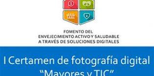 """El certamen de fotografía digital """"En buena edad"""" fomenta la imagen positiva de las personas mayores"""