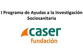 geriatricarea Fundación Caser Programa de Ayudas Investigación Sociosanitaria