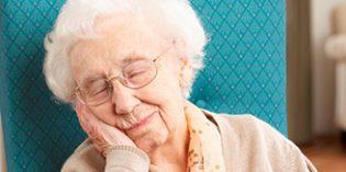 La apnea del sueño afecta a casi el 20% de las personas mayores de 65 años