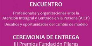 """Encuentro """"Profesionales y organizaciones ante la atención integral y centrada en la persona (AICP)"""""""