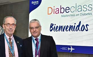 geriatricarea diabetes Diabeclass ESTEVE