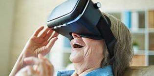 La terapia de Realidad Virtual personalizada mejora el bienestar de las personas con demencias avanzadas