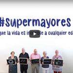 El vídeo #Supermayores pone en valor el palel de los mayores en la sociedad a través de historias y hazañas personales