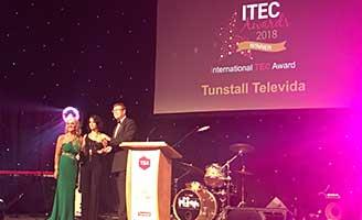 geriatriicarea Tunstall Televida Premios ITEC