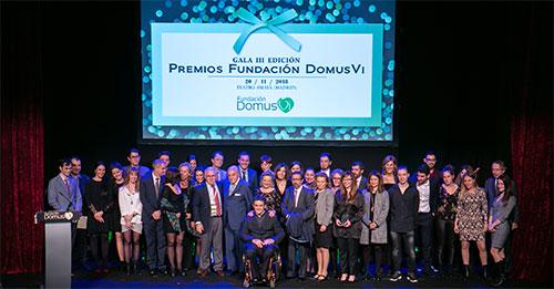 geriatricarea premios fundacion domusvi