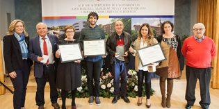 """Tres residencias de Amavir en Navarra reciben la acreditación """"centros libres de sujeciones"""" de CEOMA"""