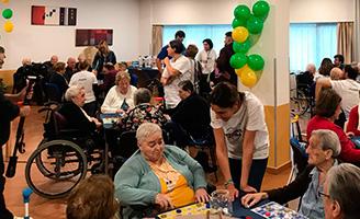 geriatruicarea Amavir voluntariado