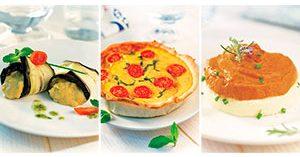 Tres recetas de Campofrío Health Care para personas con dificultad para masticar o deglutir