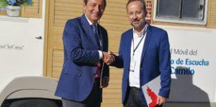 El Centro de Humanización de la Salud y la SEGG suscriben un acuerdo marco de colaboración
