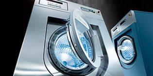 """""""The Benchmark Machines"""", lo último en lavado industrial de Miele Professional para residencias"""