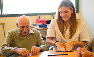 geriatricarea accesibilidad Ilunion