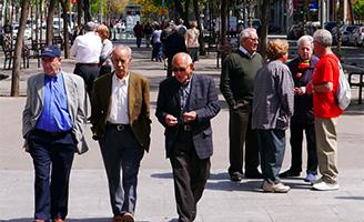 geriatricarea envejecimiento Barcelona