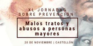 UDP organiza su XL Jornada de Prevención Malos Tratos y Abusos a Personas Mayores