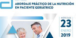 Abbott organiza la Jornada Abordaje práctico de la nutrición en paciente geriátrico