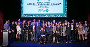 Fundacion DomusVi entrega sus III Premios a iniciativas que contribuyen a mejorar la calidad de vida de los mayores