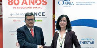 ORPEA se suma al Programa INSERTA para la inserción laboral de personas con discapacidad