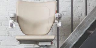 Alium: la silla salvaescaleras para tramos rectos más estrecha del mercado