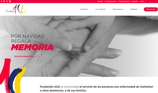 geriatricarea Alzheimer Fundacio ACE