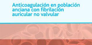 La SEGG publica un nuevo nuevo documento sobre anticoagulación en población anciana con fibrilación auricular no valvular
