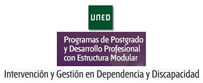 geriatricarea UNED Dependencia y Discapacidad