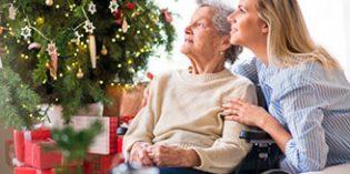 """La campaña """"Cuidando en Navidad"""" pone en valor la labor que realizan los cuidadores"""