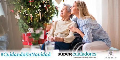 geriatricarea cuidadores Cuidando en Navidad