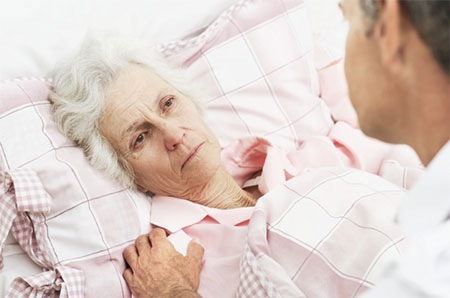 geriatricarea infecciones
