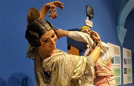 geriatricarea Alzheimer Museo Fallero Valencia