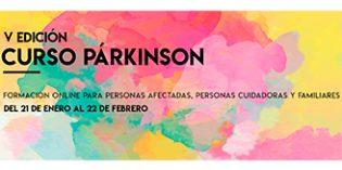 Abierta la inscripción al V Curso Parkinson impartido online por la Federación Española de Parkinson