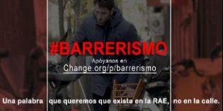 Barrerismo, una campaña de Fundación ONCE contra los obstáculos en los espacios públicos