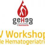 El Hospital de la Santa Creu i Sant Pau acogerá el V Workshop de Hematogeriatría de GEHEG