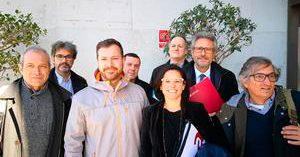 Patronales, sindicatos y Generalitat acuerdan una hoja de ruta para mejorar la atención a los mayores