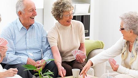 geriatricarea centros de día