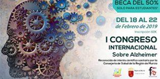I Congreso Internacional sobre Alzheimer. Un enfoque interdisciplinario en la intervención