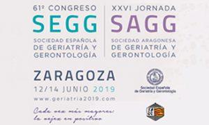 Zaragoza acogerá el 61º Congreso de la Sociedad Española de Geriatría y Gerontología – SEGG
