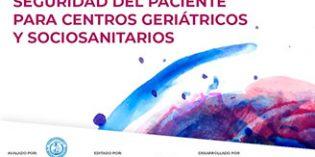 La SEGG imparte un curso online sobre Seguridad del Paciente para centros geriátricos y sociosanitarios