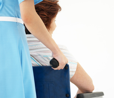 geriatricarea dependientes