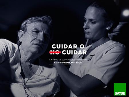 geriatricarea enfermeras y enfermeros SATSE