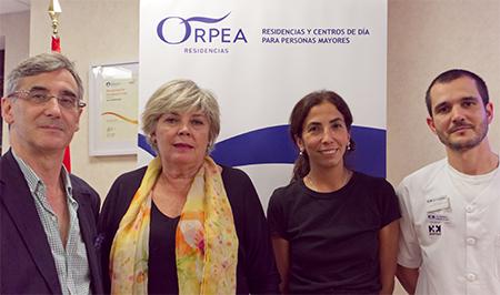 geriatricarea infecciones respiratorias Catedra ORPEA
