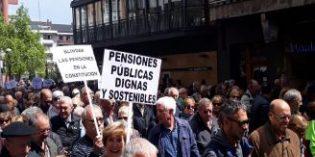 UDP hace un llamamiento a toda la sociedad para garantizar las pensiones actuales y las del futuro