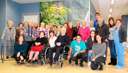 geriatricarea proyecto intergeneracional Igurco