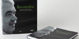 """""""Recuerdos"""", un libro que recopila testimonios de 40 amigos de Pasqual Maragall"""