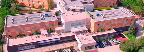 geriatricarea residencia MGS Seguros