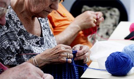 geriatricarea voluntariado