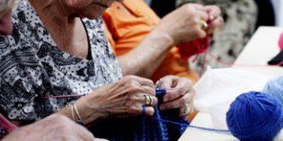 El voluntariado senior favorece el envejecimiento activo y saludable