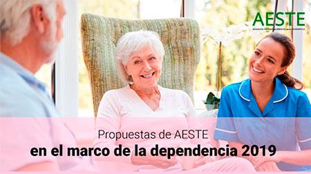 geriatricarea AESTE dependencia